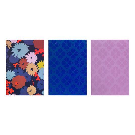 Swing Flora Triple Notebook Set