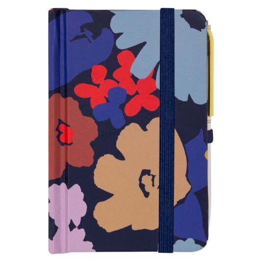 Swing Flora Mini Notebook with Pen