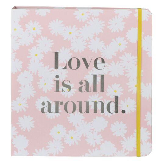 Love is All Around Bridal Planner