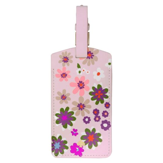 Pacific Petal Luggage Tag