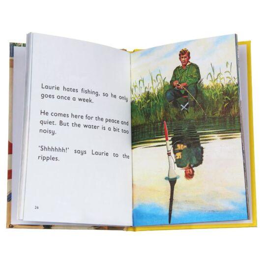 The Ladybird Book Of The Dad Hardback Book