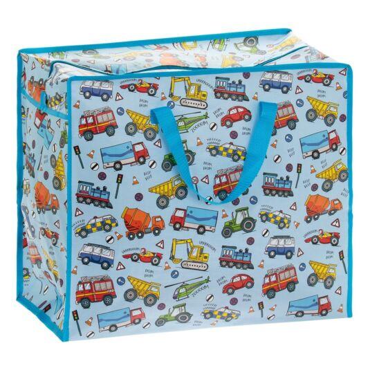 Vehicles Jumbo Bag