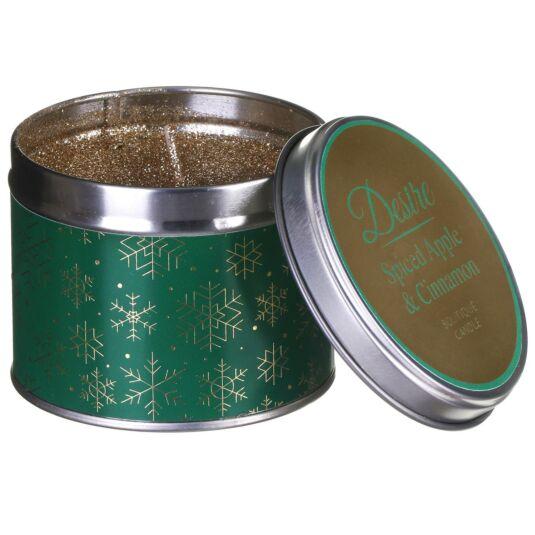 Desire Spiced Apple & Cinnamon Tinned Candle