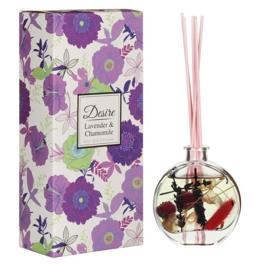 Desire Blossom Lavender and Chamomile Reed Diffuser