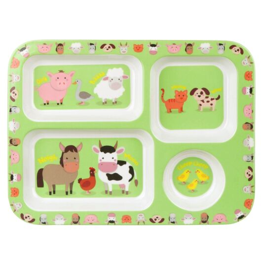Farmyard Tray