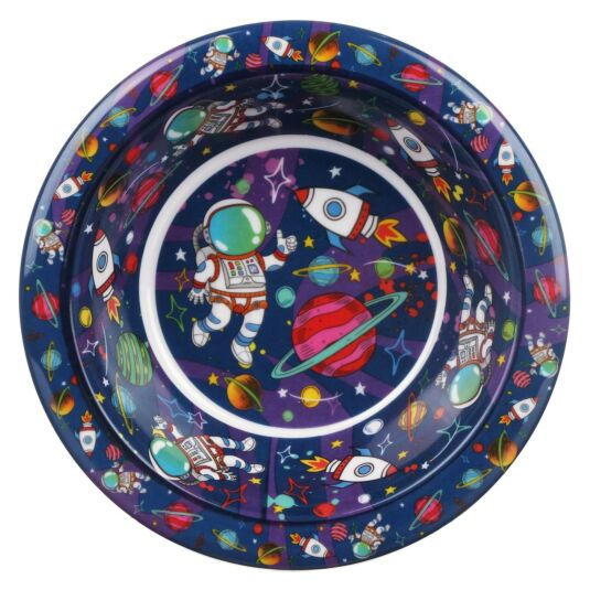 Leonardo's Little Stars Spaceman Bowl