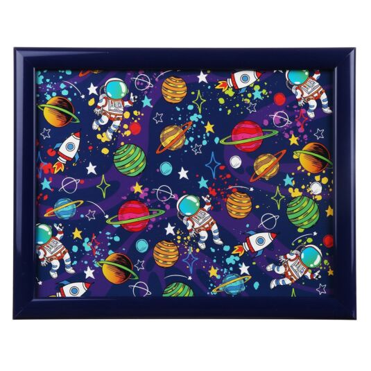 Leonardo's Little Stars Spaceman Lap tray
