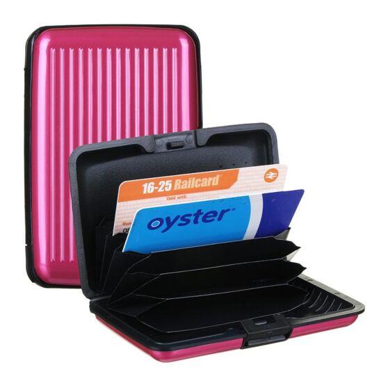 Pink Credit Card Protector