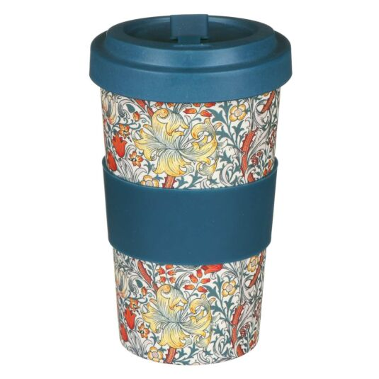 William Morris Golden Lily Large Travel Mug