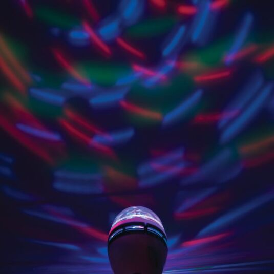 Kaleidoscope LED Party Bulb