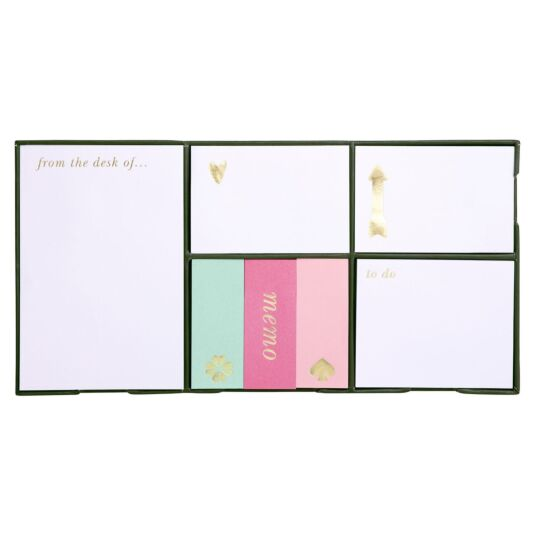 Colourblock Sticky Note Set