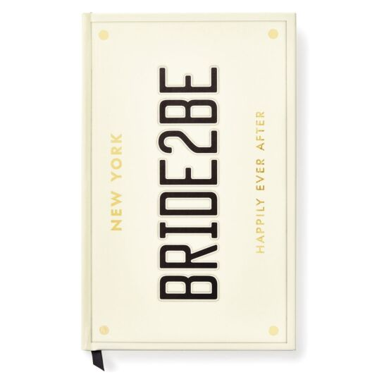 Bride 2 Be Bridal Notebook