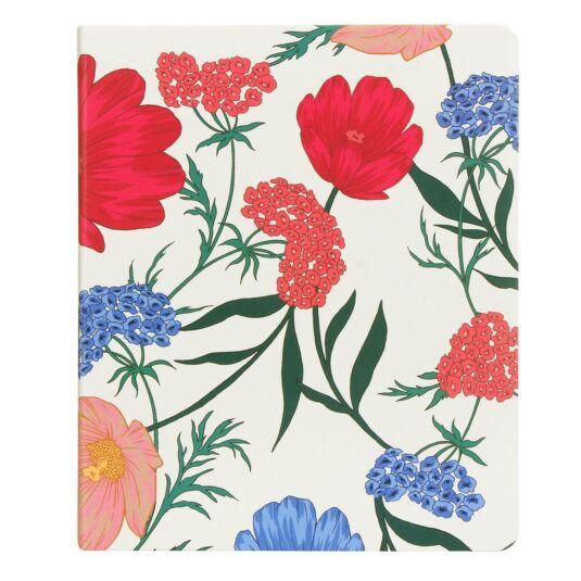 Blossom Concealed Spiral Notebook
