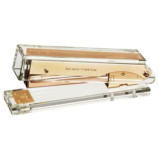Strike Gold Acrylic Stapler