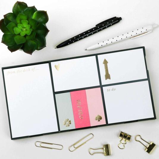 Colourblock Sticky Note Set