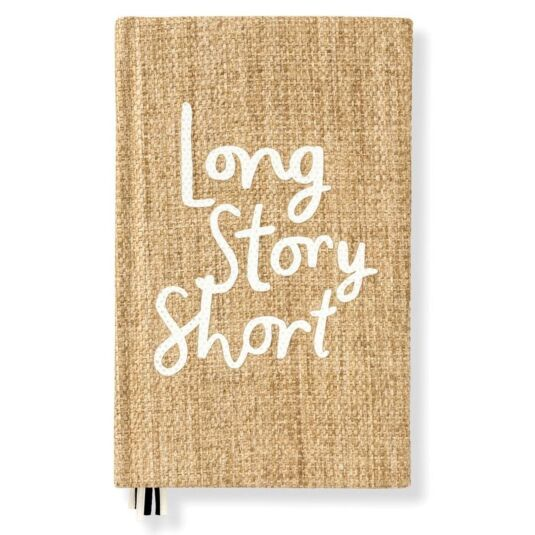 Word To The Wise Long Story Short Journal