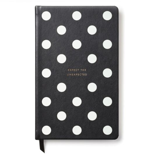 Expect The Unexpected Pregnancy Journal