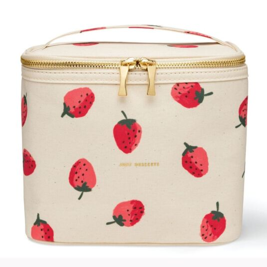 Strawberries Lunch Tote Bag