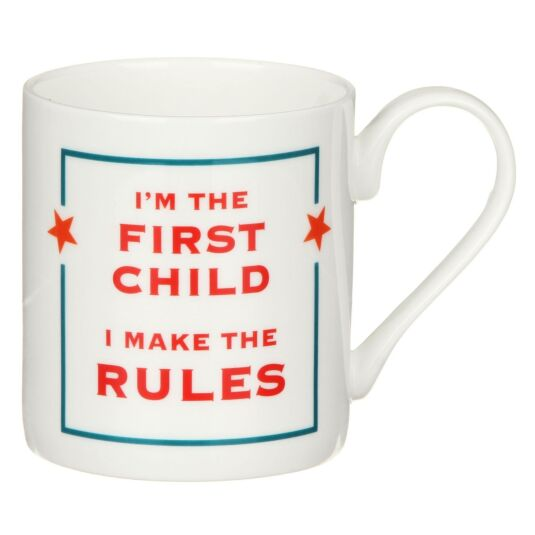 'I'm the First Child…' Mug