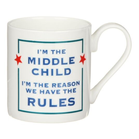'I'm the Middle Child…' Mug