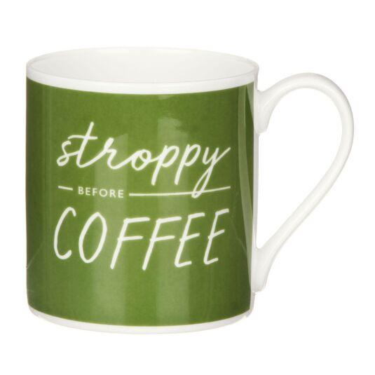 'Stroppy Before Coffee' Mug