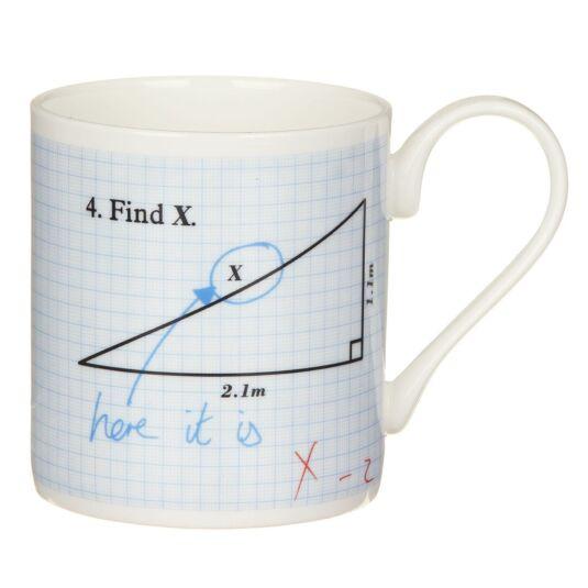 'Find X' Mug