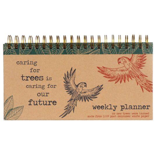 Rainforest Weekly Planner