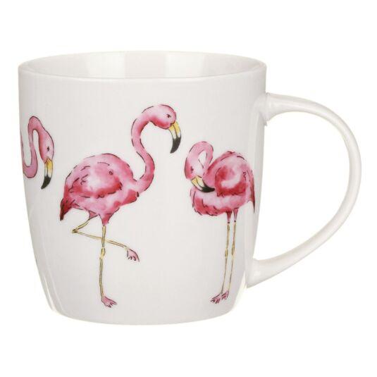 Flamingo New Bone China Mug