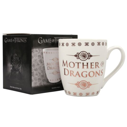'Mother of Dragons' Boxed Mug
