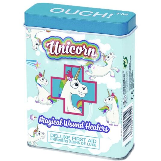 Ouch! Unicorn Magical Wound Healers