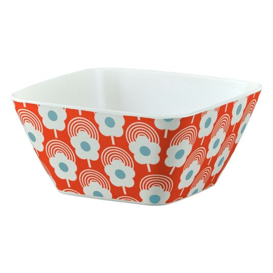 Lollipop Flower Tomato Bamboo Bowl