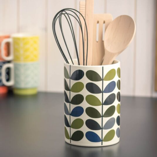 Ink Multi Stem Boxed Utensil Pot