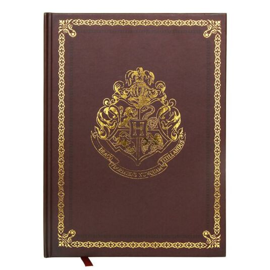 Hogwarts A5 Hardback Notebook