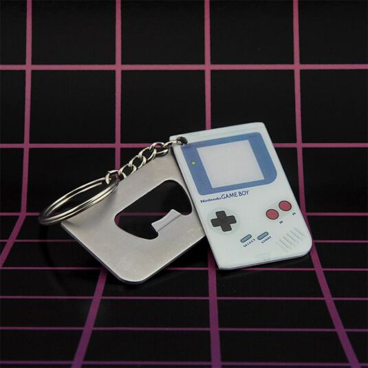 Game Boy Bottle Opener