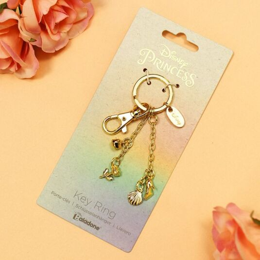Princess Key Ring