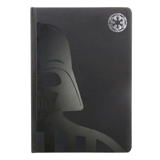 Darth Vader Notebook