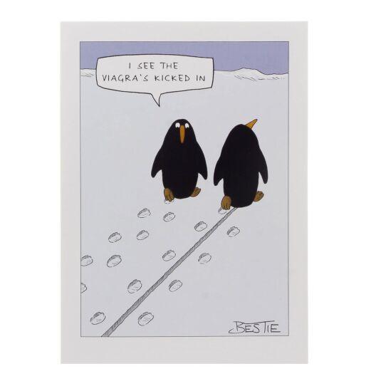Bestie 'Viagra' Card