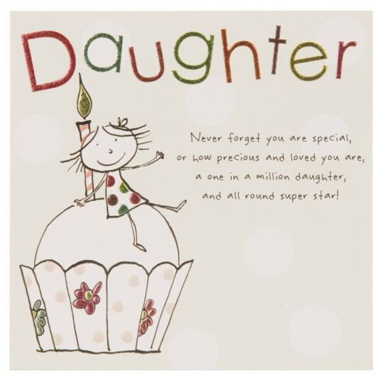Sensational Paperlink Tinklers Daughter Birthday Card Temptation Gifts Funny Birthday Cards Online Inifodamsfinfo
