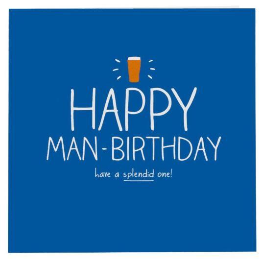happy jackson happy manbirthday card  temptation gifts, Birthday card