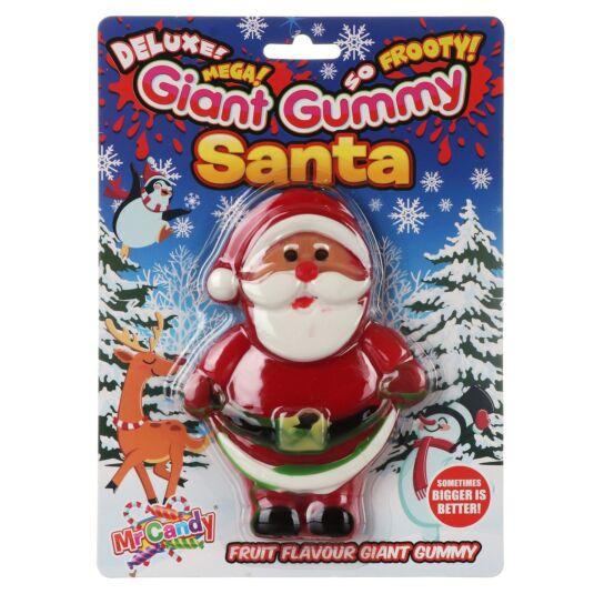 Giant Gummy Sweet Santa / Reindeer