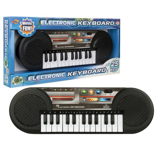 25 Key Electronic Keyboard