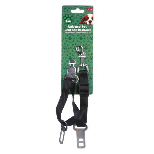 Universal Pet Seat Belt Restraint