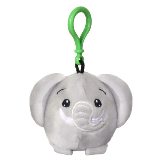 Squishimi Scented Elephant Key Clip