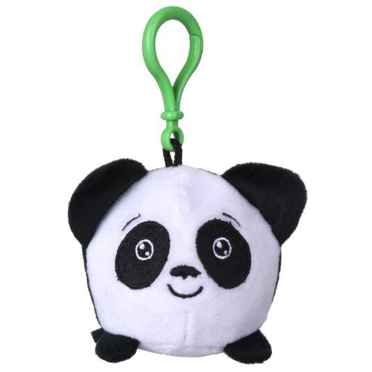 Squishimi Scented Panda Key Clip