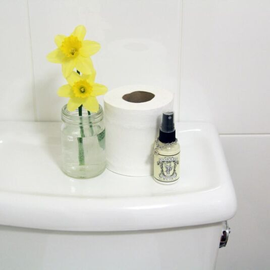 Poo Pourri Original 2oz Before You Go Toilet Spray