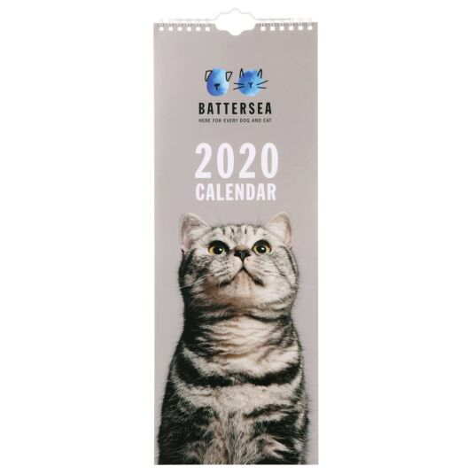Battersea 2020 Slim Calendar