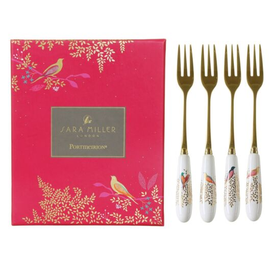Chelsea Collection Set of 4 Pastry Forks