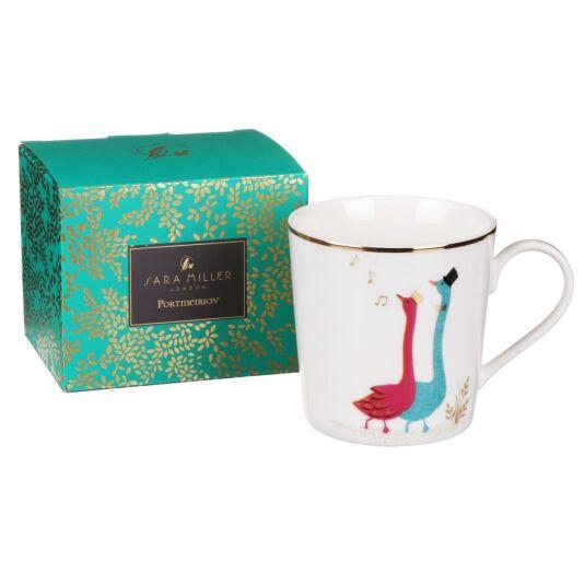 Gliding Geese Piccadilly Mug