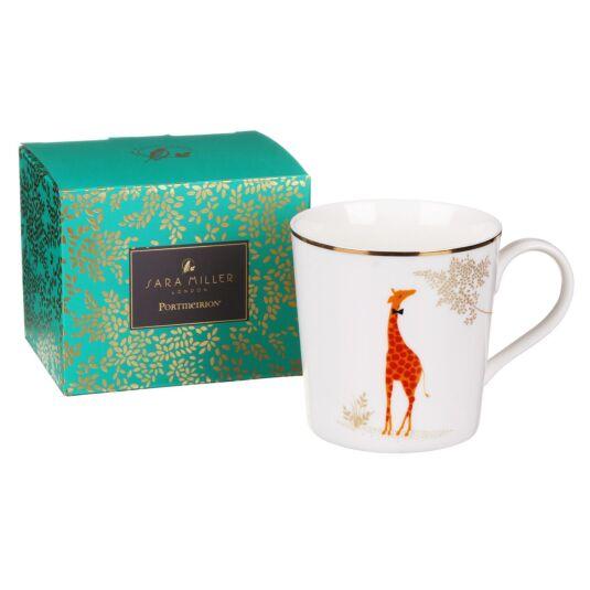 Giraffe Piccadilly Mug