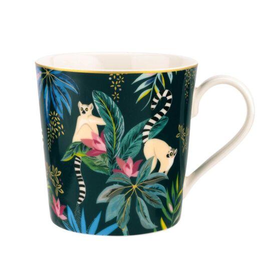Tahiti Lemur Boxed Mug